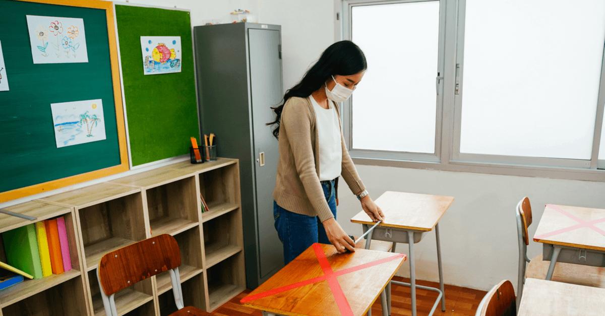 Powierzchnia sali w przedszkolu - przepisy prawne