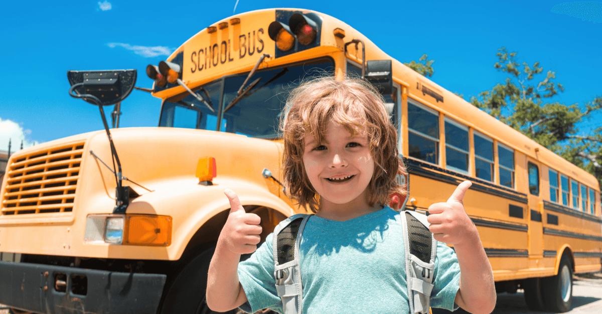 Obowiązek dowozu dzieci do szkoły i przedszkola